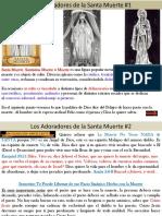 Los+Adoradores+de+la+Santa+Muerte+#1