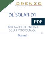 SOLAR-D1 SPA - Vers 2017 (Vers 1.5 - BRANCO)