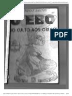 O ebó no culto aos orixas.pdf · versão 1.pdf