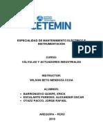 Válvulas y Actuadores Industriales.docx