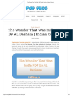 India PDF By AL Basham ( Indian Culture )