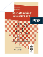 Best Attacking Games of 2012-2015