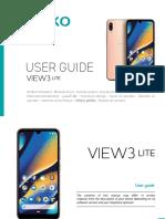 Wiko View3 instrucciones