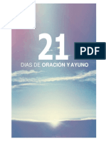 21 Dias de Ayuno y Oracion 0