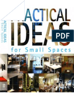 Practical Ideas for Small Spaces-Mantesh