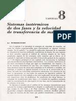 CAP. 08 Introducción al Analisis en Ing. Quimica