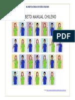 ABECEDARIO  LENGUA DE SEÑAS (1)