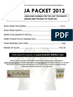 the_final_dua_packet_2012
