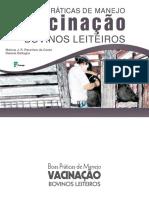 Manual Vacinação bovinos leiteiros e-book
