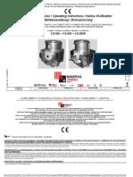Betriebsanleitung CE-652-653