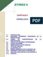 Capitulo V HIDROLOGIA.ppt