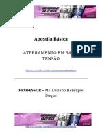 APOSTILA BÁSICA DE ATERRAMENTO ELÉTRICO LUCIANO DUQUE