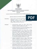 Kepmenkes-377-2007 Standar Profesi Perekam Medis