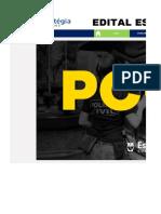 Edital Estratégico_AGENTE PC DF 2013
