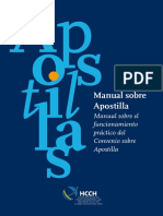 manual sobre apostilla