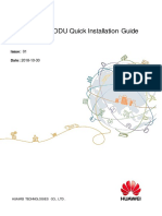 RTN XMC-5D ODU Quick Installation Guide 01