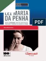 Lei Maria Da Penha - Alice Bianchini