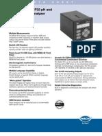 GLI P33 pH and ORP