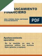 7. Apalancamiendo Financiero - Lic. Manuel Morales