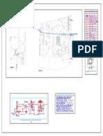 INST.SANITARIAS - CASA MICHEL 1-INSTALACIONES A.F. Y C. 1°(A1)