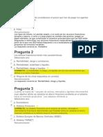 EVALUACION UNIDAD 1 SISTEMA FINANCIERO INTERNACIONAL