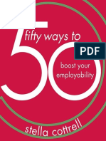 50 Ways to Boost Your Employability - Stella Cottrell