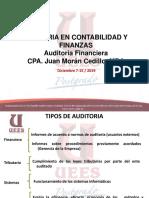 AUDITORIA FINANCIERA DIAPOSITIVAS