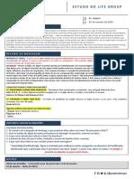 Estudo do LifeGroup BR - RESTAURANDO O ODRE