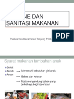 Hygiene Dan Sanitasi Makanan (1)