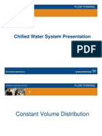Chilled Water System Presentation