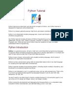 Python Tutorial.docx
