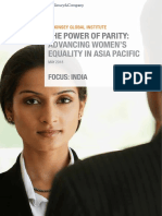 India power of parity report