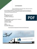 Blog Problemas Autotransporte