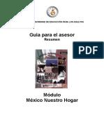 RESUMEN MEXICO NUESTRO HOGAR.doc