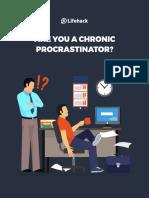 are-you-a-chronic-procrastinator
