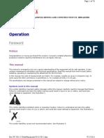 Rammer 5011 Service Manual