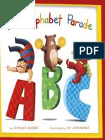 Alphabet PARADE