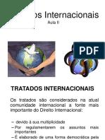 5 Aula - Tratados Internacionais