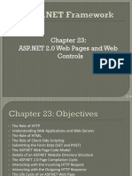 Chapter 23 - ASP.NET 2.0 Web Pages and Web Controls