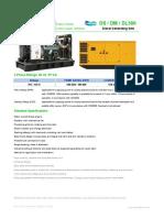 DS DM DL500