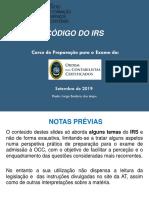 1.Modulo IRS ISCAP set 2019 rev PJA.pptx