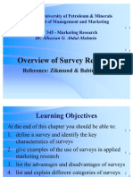 Files-2-Lectures Ch 08 Overview of Survey Research