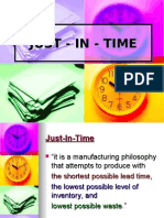 Just - In - Time