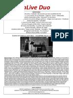 aLive Duo - SCHEDA TECNICA 03
