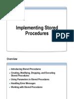 4-Stored Procedures