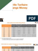 grille tarifaire orange money