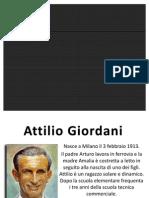 Attilio Giordani