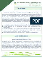 EHub MARIM Conference Details 19082019
