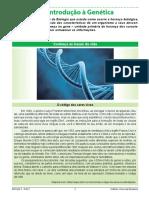 Aula 1 - Biologia 3ª Série