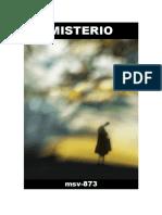 (msv-873) Misterio